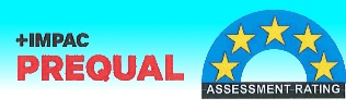 +IMPAC PREQUAL Qualification and Certification 5 Star Assessment Rating: Electrical (High Voltage) Category 1